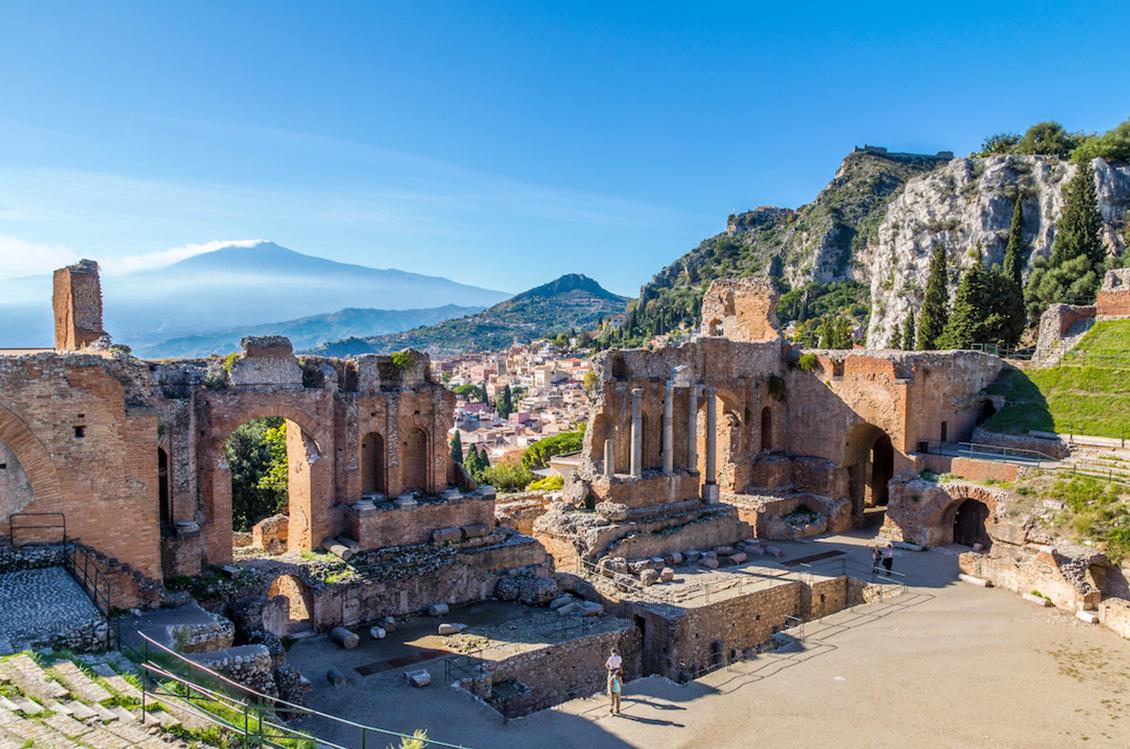 Visit Sicily Taormina Etna