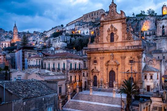 Visit Modica & Ragusa Sicily