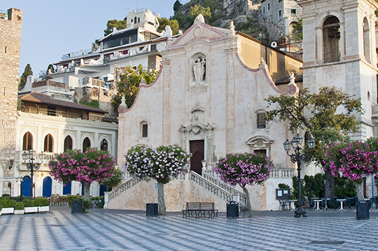 Visit Taormina Sicily