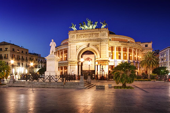 Visit Palermo Sicily