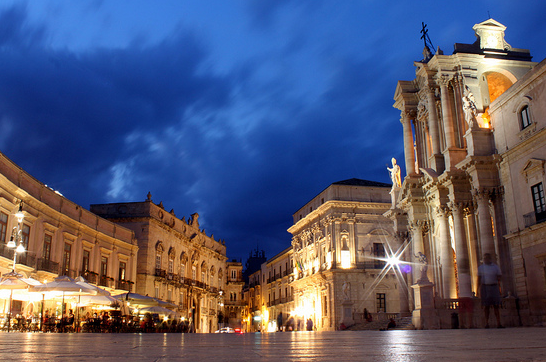 Visit Syracuse and Noto Sicily