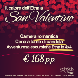 Speciale San Valentino Sicilia