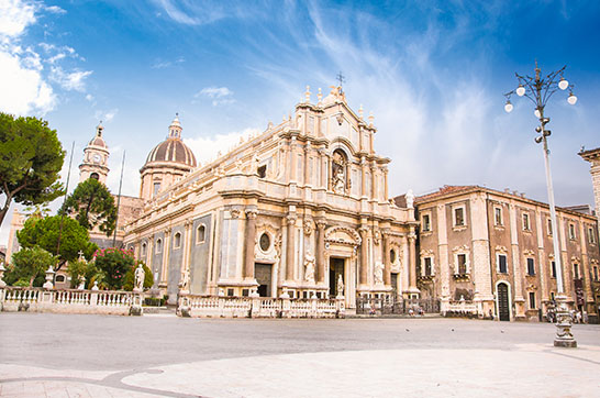 Visit Catania Sicily