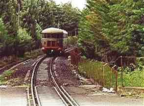 Ancient railway NEast side