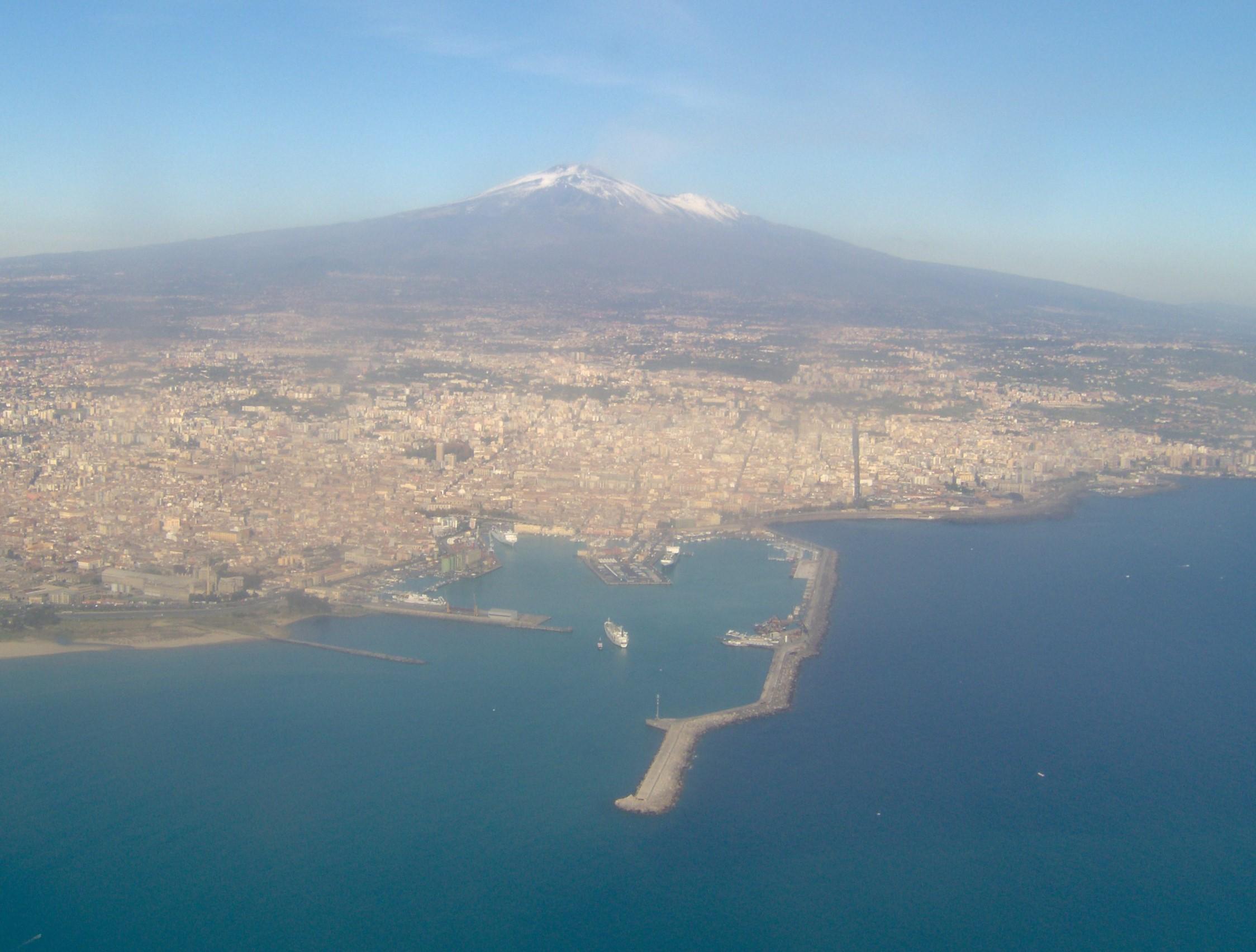 Visit Etna Sicily